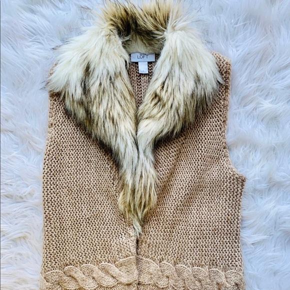 Ann Taylor Jackets & Blazers - Ann Taylor Loft Vest Size Small